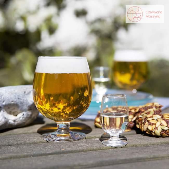 Kielich do piwa Holmegaard Det Danske Glas