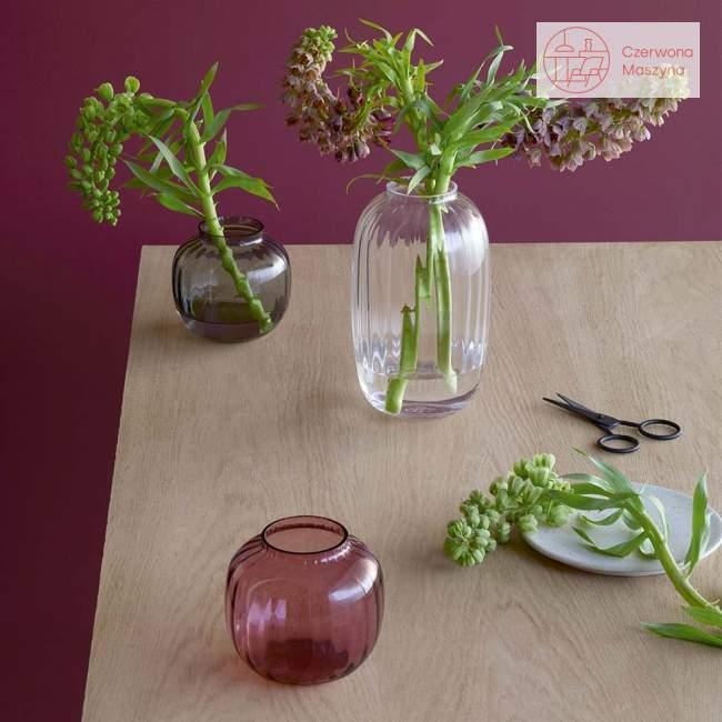 Wazon Holmegaard Primula smoke