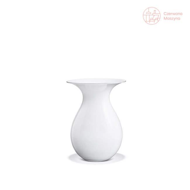 Wazon Holmegaard Shape 21 cm, biały