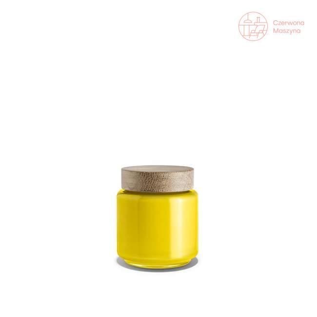 Pojemnik uniwersalny Holmegaard Palet 0,5 l, żółty