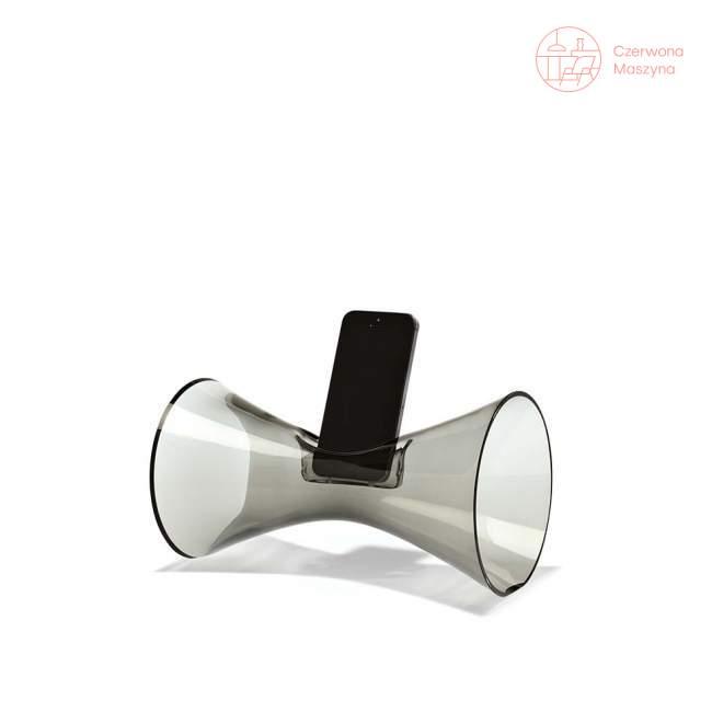 Akustyczny wzmacniacz dźwięku Holmegaard Urania smoke