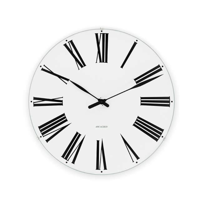 Zegar ścienny Rosendahl Roman Arne Jacobsen Ø 48 cm