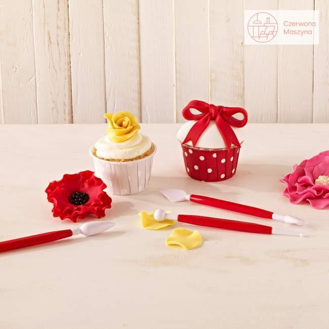 Narzedzia do modelowania lukru Birkmann Cake couture