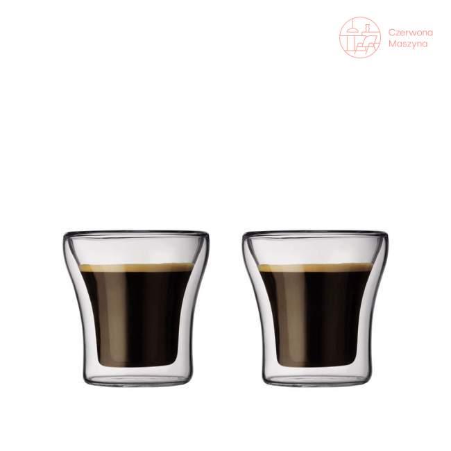 2 Szklanki izolowane Bodum Assam 100 ml