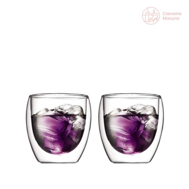 2 Szklanki izolowane Bodum Pavina 250 ml