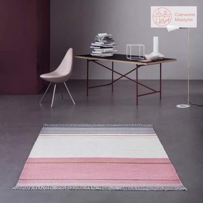 Dywan Linie Design Metallum Powder 140 x 200 cm