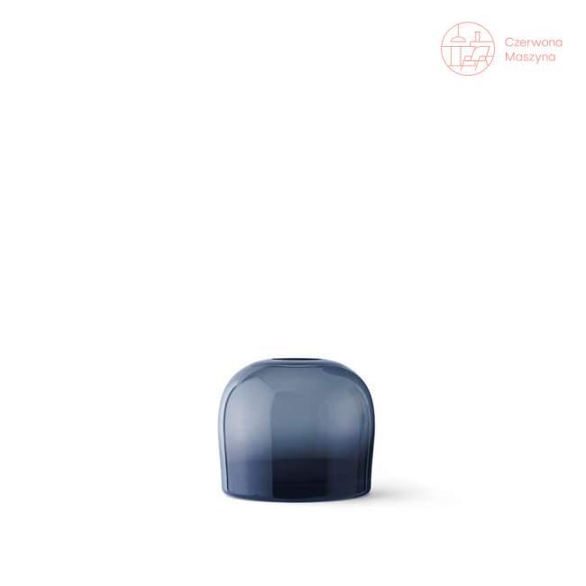 Wazon Menu Troll 12 cm, błękit pruski
