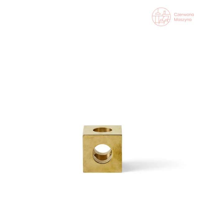 Świecznik Menu Cube