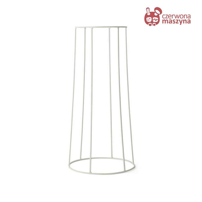 Podstawa pod doniczkę / lampę / blat Menu Wire 60 cm, biały