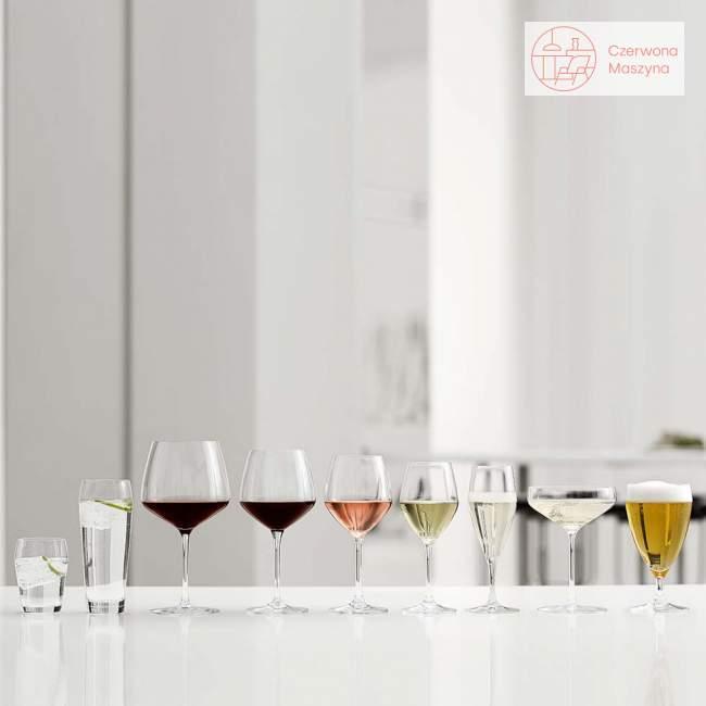 6 kieliszków do wina białego Holmegaard Perfection 320 ml