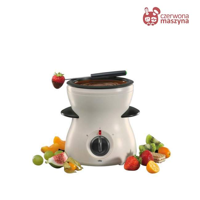 Elektryczne fondue czekoladowe Cilio 0,5 l