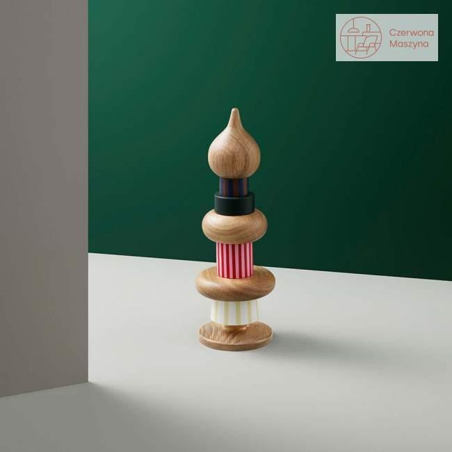 Klocki drewniane Tivoli Tower