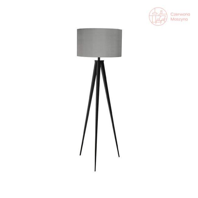 Lampa podłogowa Zuiver Tripod szaro - czarna