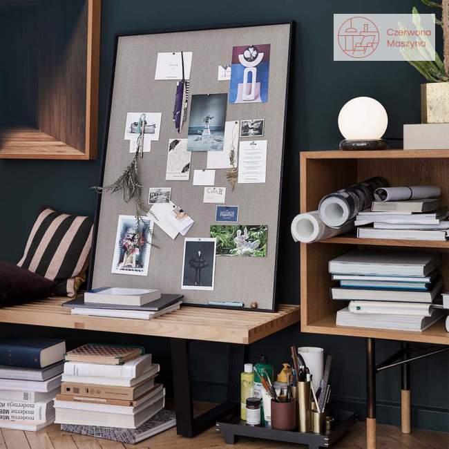Pinboard – tablica/organizer ferm LIVING 75 cm