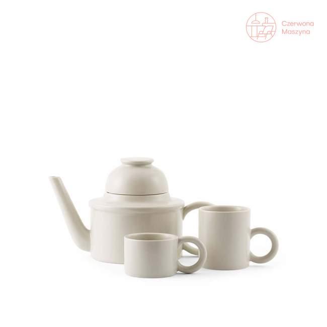 Dzbanek do herbaty Tivoli Entry Teapot 0,6 l, beżowy