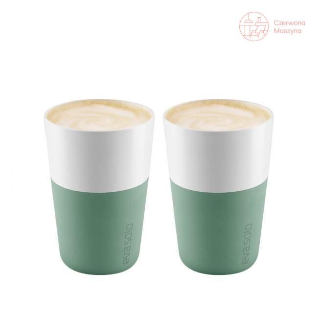 2 Filiżanki do latte Eva Solo 360 ml, miętowe