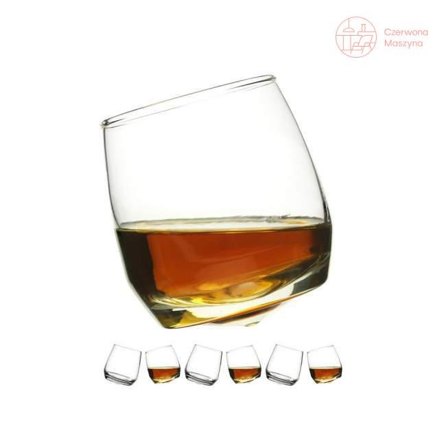 Szklanki do whisky 6 szt. Sagaform Bar