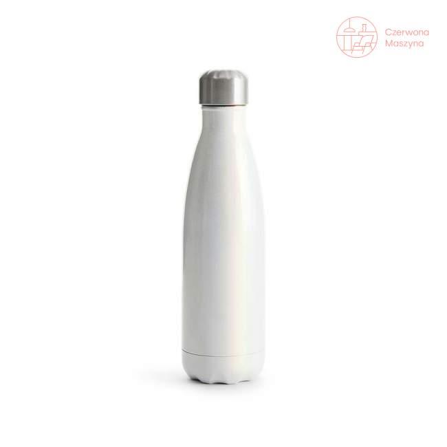 Butelka termiczna Sagaform To go 500 ml, pearl