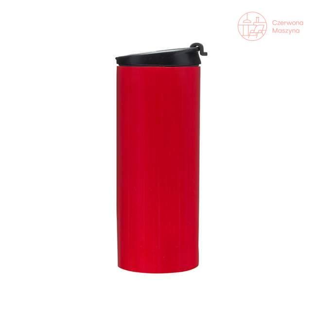 Kubek termiczny Sagaform Cafe czerwony 350 ml