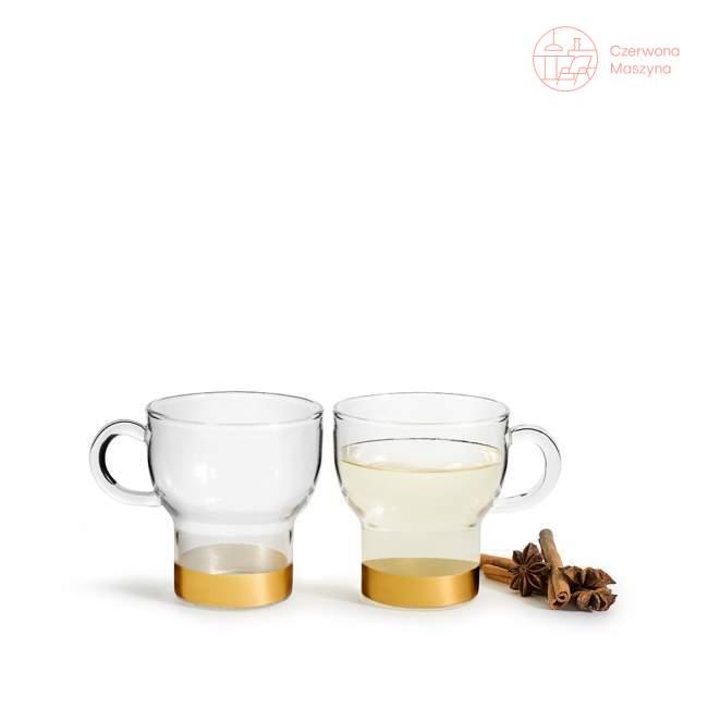 2 szklanki do grzanego wina Sagaform Winter 250 ml