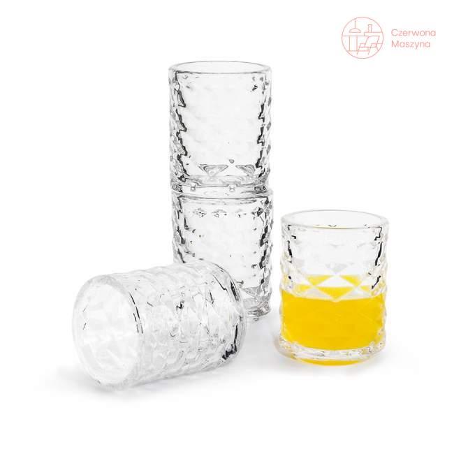 4 kieliszki do wódki/likieru Sagaform Club 60 ml