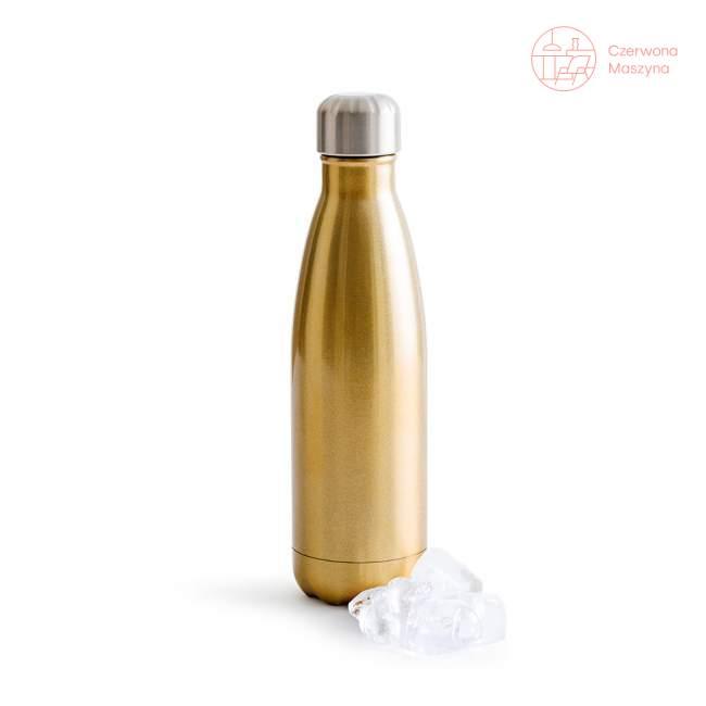 Butelka termiczna Sagaform Outdoor 0,5 l, złota