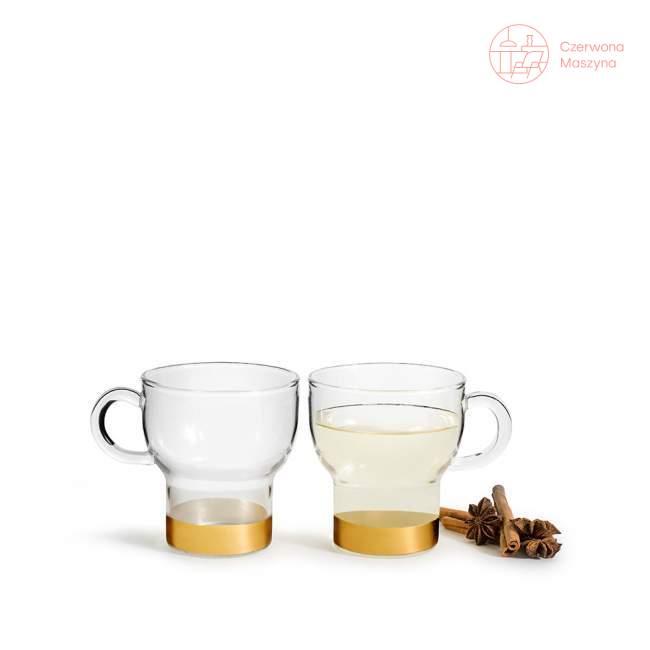 2 szklanki do grzanego wina Sagaform Winter 150 ml