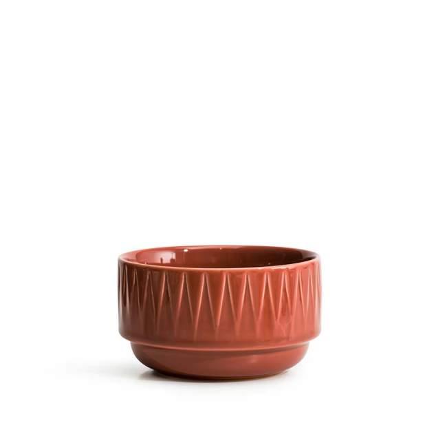 Miseczka Sagaform Coffee Ø 12 cm czerwona