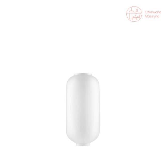 Zapasowy klosz do lampy wiszącej Normann Copenhagen Amp podłużny, biały
