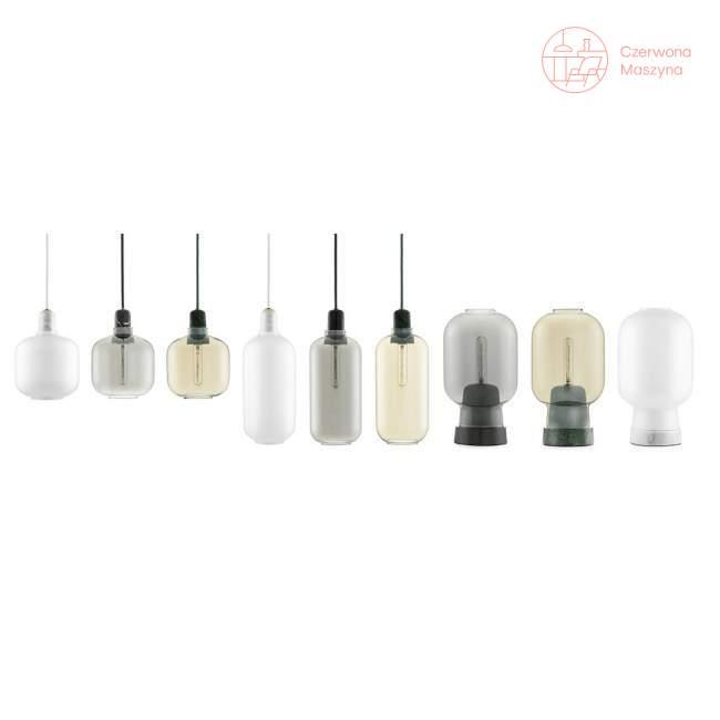 Lampa wisząca Normann Copenhagen Amp, biała