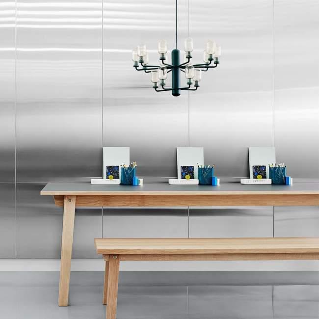 Żyrandol Normann Copenhagen Amp Ø 63 cm, white