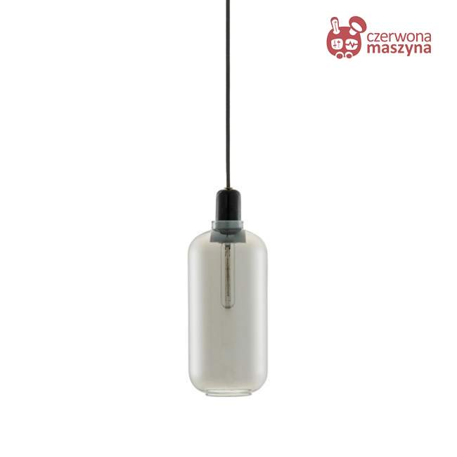 Zapasowy klosz do lampy wiszącej Normann Copenhagen Amp podłużny, czarny