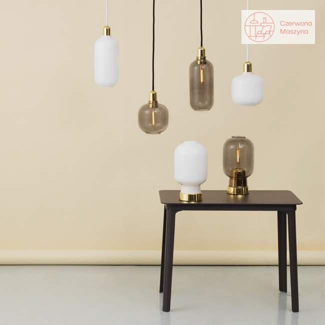 Lampa wisząca Normann Copenhagen Amp white / brass