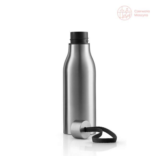 Butelka termiczna Eva Solo 0,5 l, z czarnym uchwytem