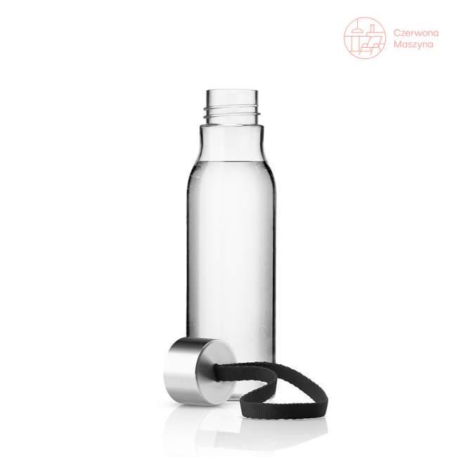 Butelka na wodę Eva Solo 0,5 l, z czarnym uchwytem