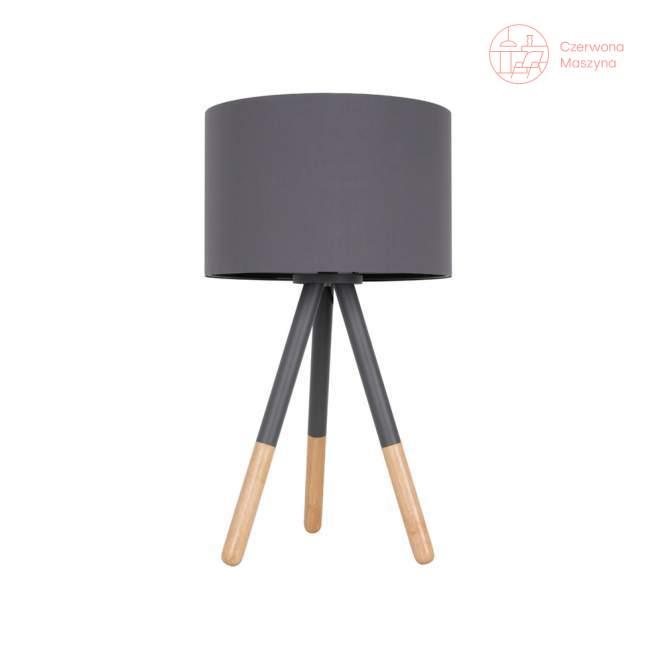 Lampa stołowa Zuiver Highland, szara