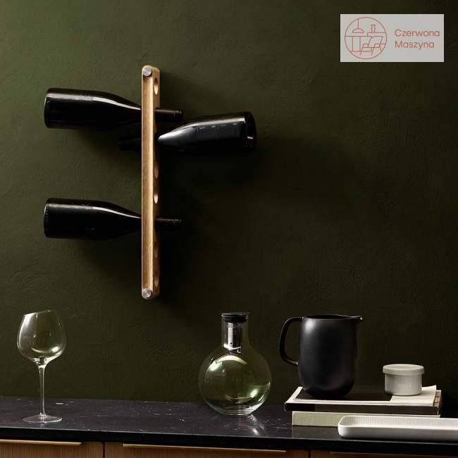 Stojak na wino Eva Solo Nordic kitchen, oak