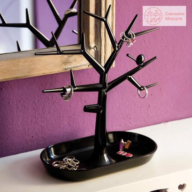 Drzewko na biżuterię Koziol Pi:P 30,5 cm, jasnozielone