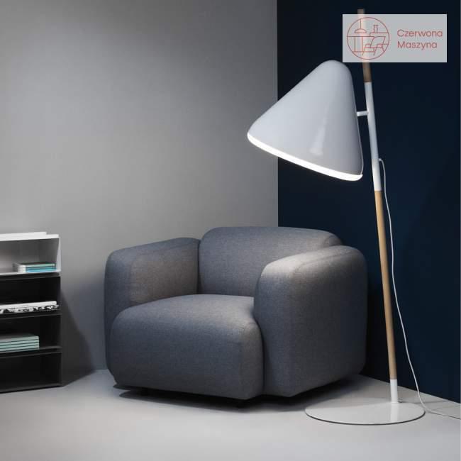 Lampa podłogowa Normann Copenhagen Hello biała