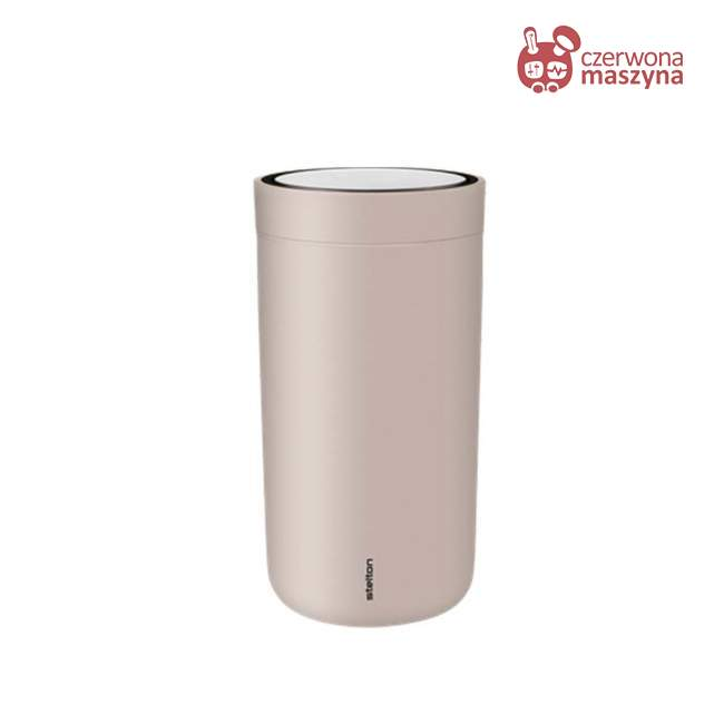 Kubek Stelton To Go Click 0,2 l, soft nude