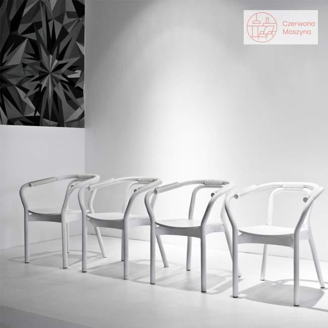 Krzesło Normann Copenhagen Knot białe