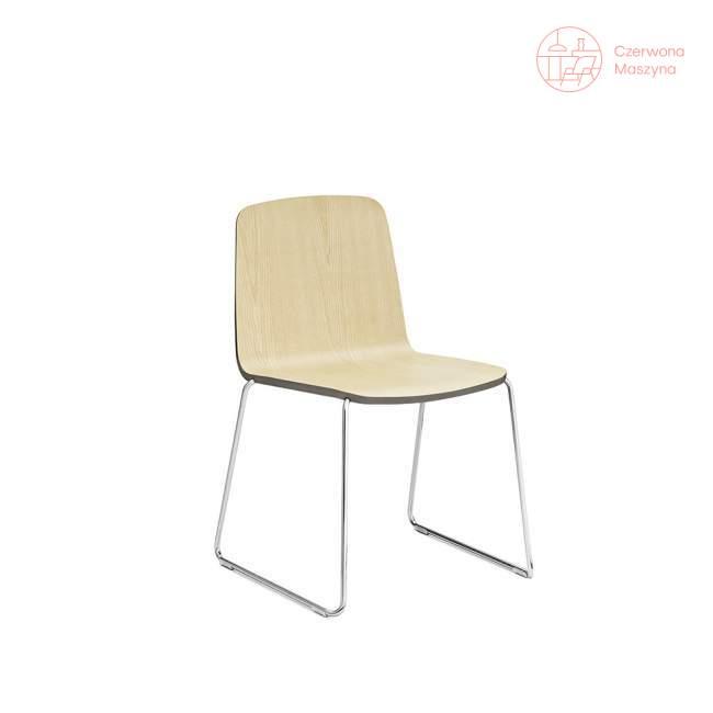 Krzesło Normann Copenhagen Just, szare
