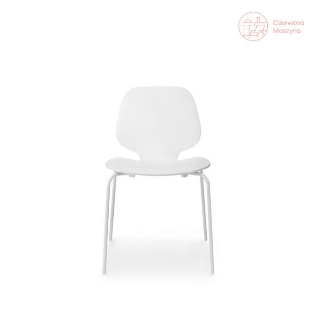 Krzesło Normann Copenhagen My Chair, białe