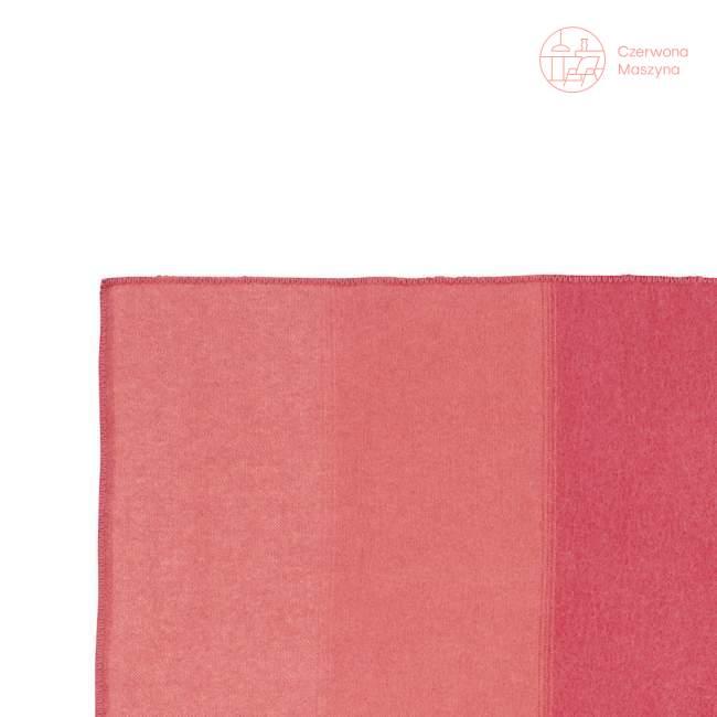 Koc Normann Copenhagen Tint, różowy