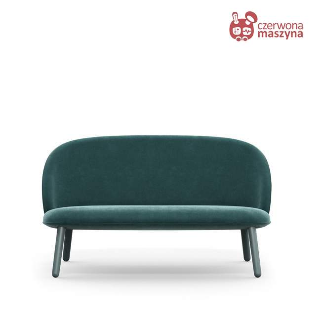 Sofa Normann Copenhagen Ace, welur, lake blue