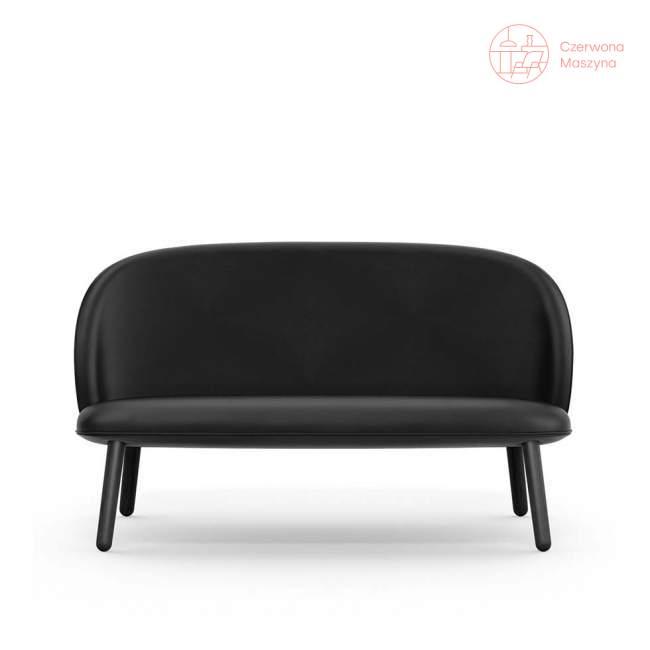 Sofa Normann Copenhagen Ace, Black Ultra Leather
