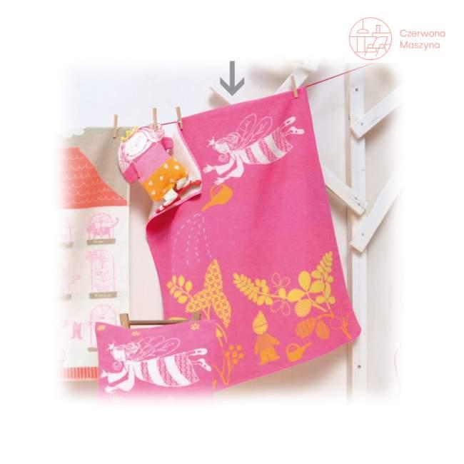 Kocyk DF Juwel Fairy 70 x 90 cm, różowy