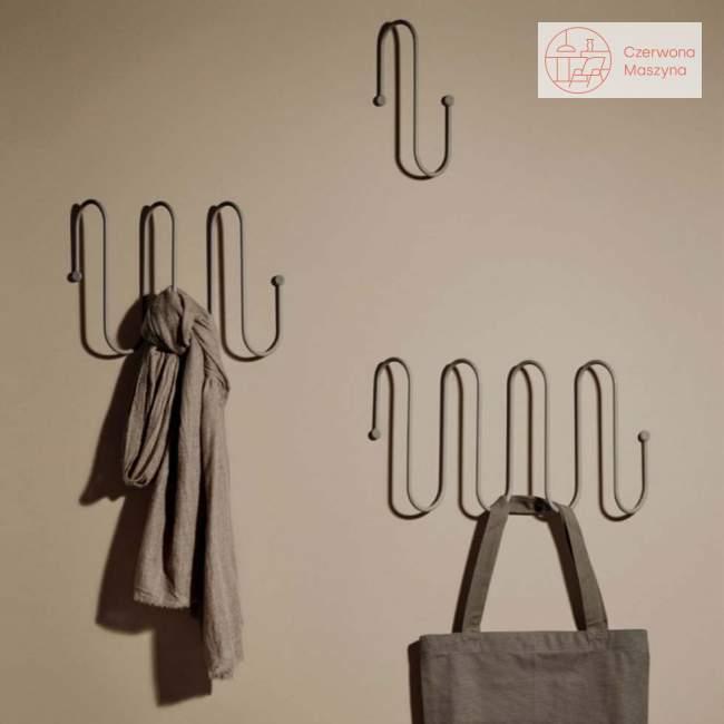 Wieszak Blomus Curl 37 cm, steel grey