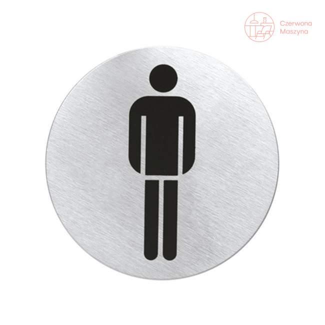 Znaczek na męską toaletę Blomus Signo