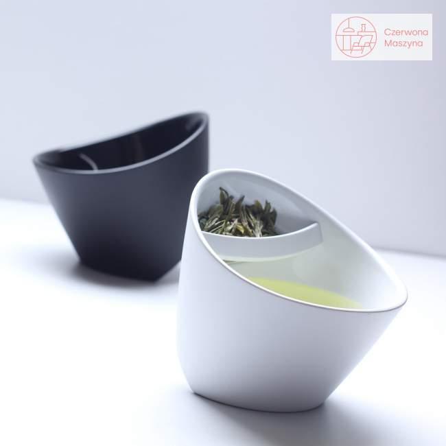 Filiżanka do herbaty Magisso, biała
